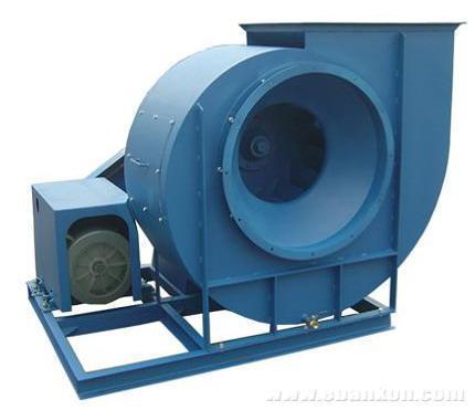 风量大、噪音小的安装在PL单机cmp冠军上的离心通风机