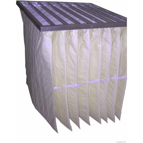 安装在PL单机cmp冠军上的过滤效果好的扁布袋
